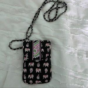 Vera Bradley phone crossbody